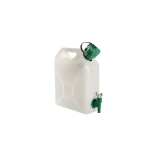 Jerrican alimentaire transparent extra fort – 10L 321253