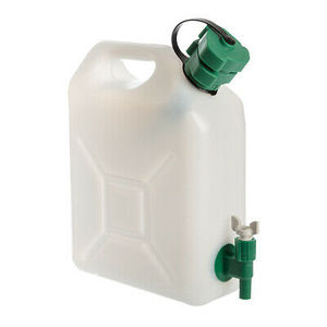 Jerrican alimentaire transparent extra fort – 20L 321254