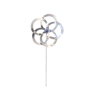 Eolienne Cercles fleur Home to Garden 321725