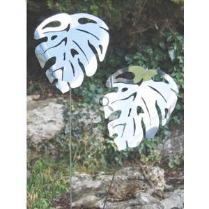 Feuilles tropicales Home to Garden inox 321728