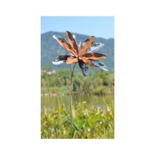 Fleur sauvage sur tige Home to Garden inox 321729