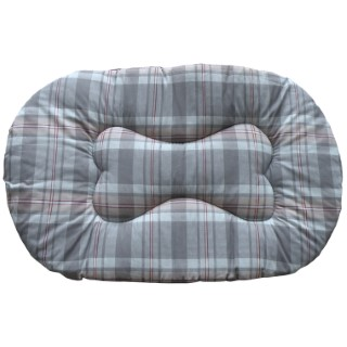Coussin ovale en ouatine Toronto 60 cm 322918