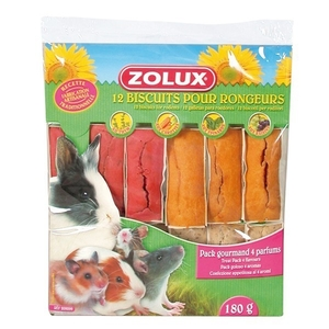 Biscuits pour rongeurs Zolux 323020