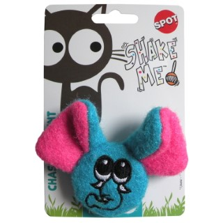 Jouet pour chat Catnip crinkle bell elephant cat toy 323655