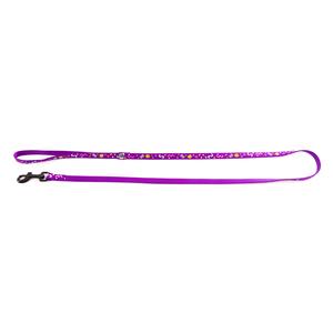 Laisse Cat Carnaval pour chat coloris violet - 1 mètre 323691
