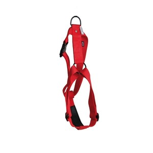 Harnais nylon rouge 90/110cm Martin Sellier 324379