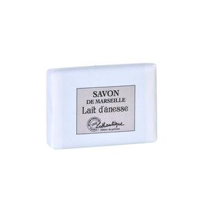 Savon de Marseille emballé au Lait d'Ânesse – 100 gr 325697