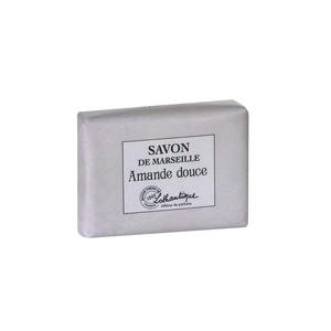 Savon de Marseille emballé à l'Amande Douce – 100 gr 325698