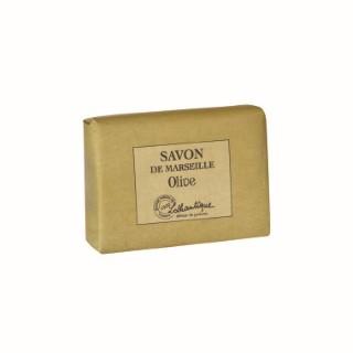 Savon de Marseille emballé à l'Olive – 100 gr 325699