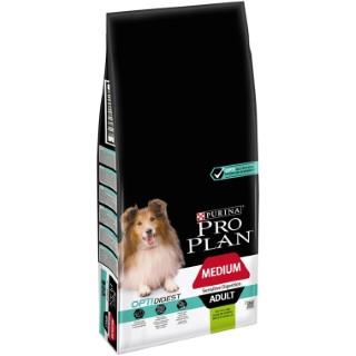 Croquettes pour chien adulte digestion Pro plan 14 kg 325816