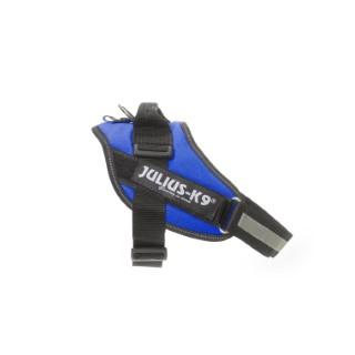 Harnais julius IDC bleu taille 0 325851