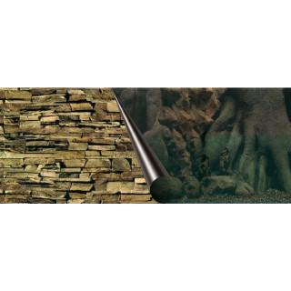 Poster arbres – rochers 80x40 cm 326184
