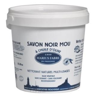 Savon noir pâte seau 1 kg 32859