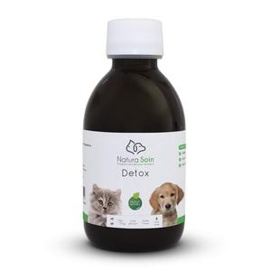 Complément alimentaire pour chien et/ou chat - Detox (200 ml) 329119
