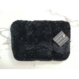 Tapis One Paw Lush Confort noir - 74x45 cm 330295