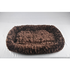 Coussin One Paw Bumper chocolat 63x50 cm 330322