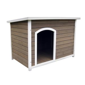 Niche xtreme cabin home en en bois issu de forêts gérées durablement taille L 84 x 62 x 56 cm 330390
