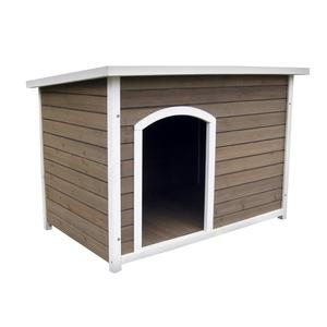 Niche xtreme cabin home en en bois issu de forêts gérées durablement taille XL 114 x 123 x 100 cm 330391
