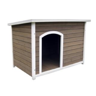 Niche xtreme cabin home en bois taille XL 114 x 123 x 100 cm 330391