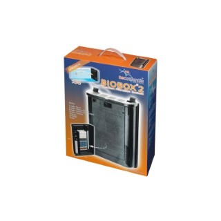 Filtre aquarium interieur Biobox N° 2 équipé 33444