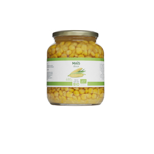 Maïs doux Bio 720 ml 334830