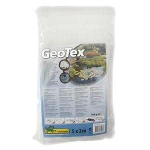 Feutre de sécurité blanc Prepacked 200 gr/m² - 5x2 m 334982