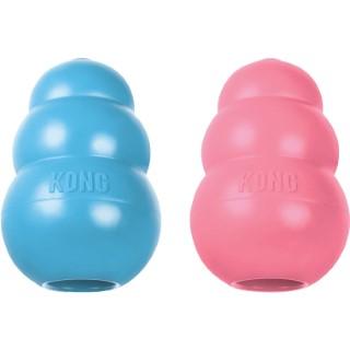 Jouet pour chien Kong Classic Puppy - taille S 33506