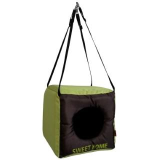 Cube Sweet home pour rongeur 25 x 25 x 25 cm 335064