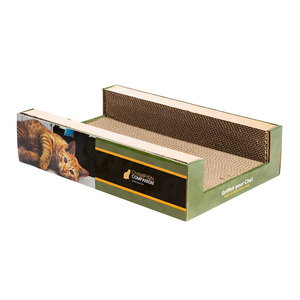 Griffoir pour chat Scratcher Z Sofa 50,5x34x12 cm 336267