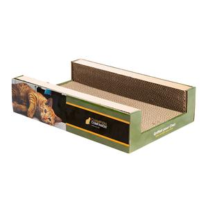 Griffoir pour chat Scratcher Z Sofa 50,5x34x12 cm 336267