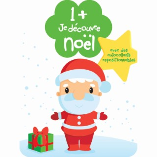 Je Découvre Noël 1+ Père Noël Shoebox Dilisco 337409