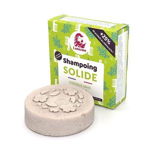 Shampoing solide cheveux gras Lamazuna 55g 340948