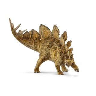 Figurine Stégosaure Série Dinosaures 18,5x7x11 cm 341106
