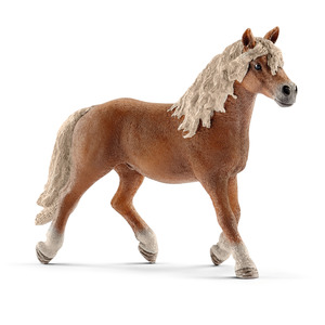 Figurine Etalon Haflinger Série Horse Club 14,5x3,5x10,5 cm 341141