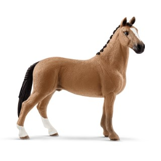Figurine Hongre Hanovre Série Horse Club 12,3x5,2x12 cm 341153
