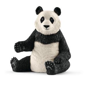 Figurine Panda Géant femelle Série Animaux sauvages 6x5,7x7,2 cm 341164