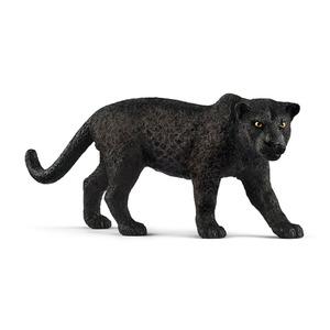 Figurine Panthère noire Série Animaux sauvages 11,6x3,2x5,1 cm 341165