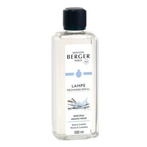 Parfum Bois d'eau pour lampe Berger 500 ml 341229