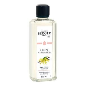 Parfum Soleil d'Ylang pour lampe Berger 500 ml 341230
