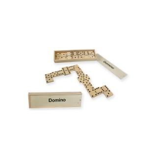 Dominos géants en bois dans leur boîte 36,5x12,5x5 cm 341433