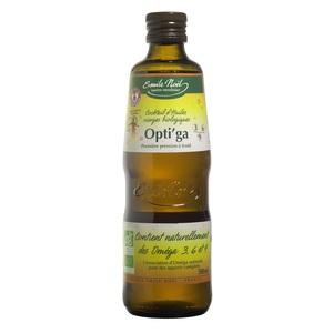 Huile opti'ga bio en bouteille de 500 ml 341507
