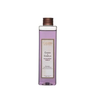 Recharge Bouquet parfumé 200 ml Cassis Camélia 341614