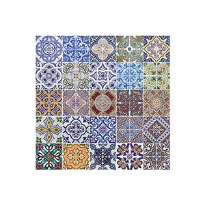 Serviettes x20 3 plis 33x33 cm Tiles 342007
