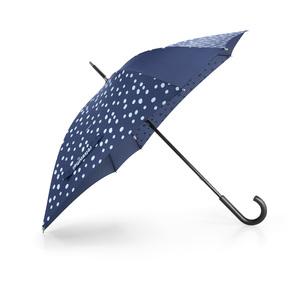 Parapluie octogonal Spots Navy 85x90x85 cm 342363