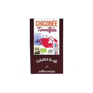 Chicorée torréfiée - boîte de 20 sachets 342648