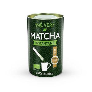 Sticks de thé vert instantané matcha bio x 25 342653