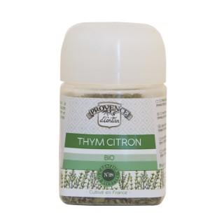 Thym citron bio 8 g 342736