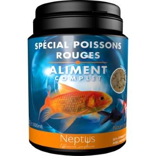 Aliment complet (flocons) pour poissons rouges - Boîte 1000 ml 342997
