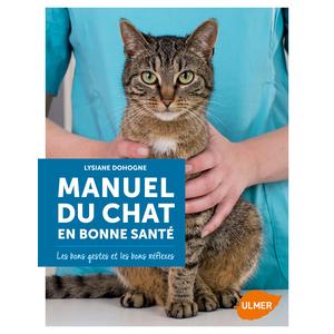 Manuel du Chat en Bonne Santé 120 pages Éditions Eugen ULMER 343677