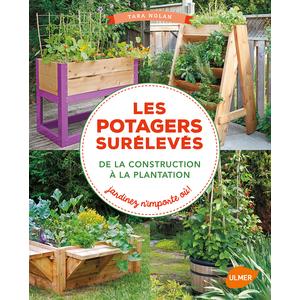 Potagers Surélevés. De la Construction à la Plantation 272 pages Éditions Eugen ULMER 343678